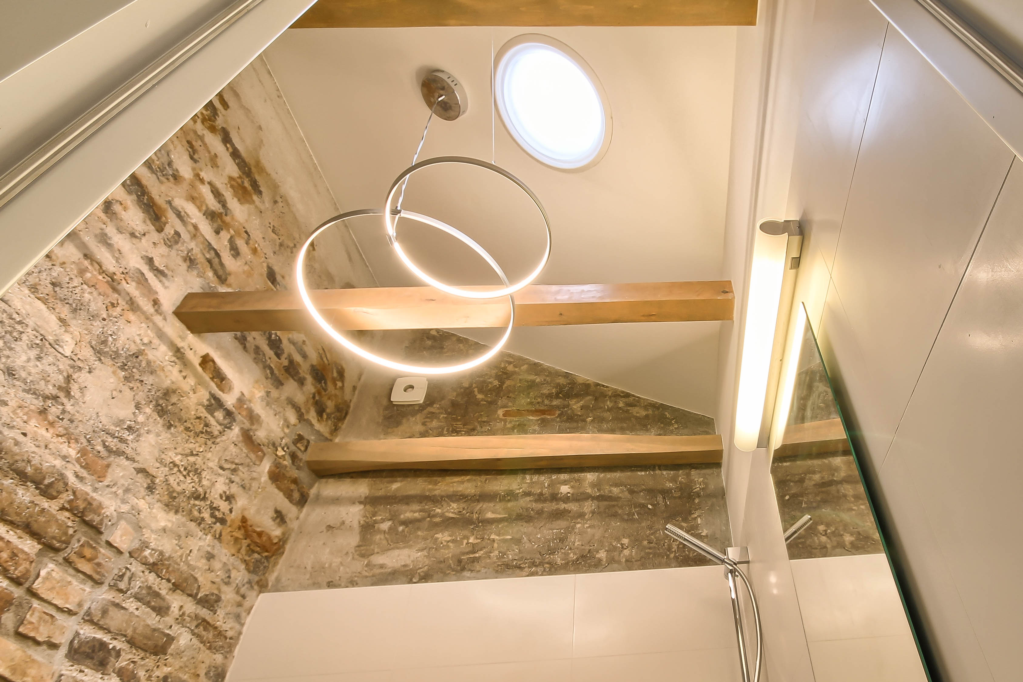 Buto interjero dizainas, vonios interjeras