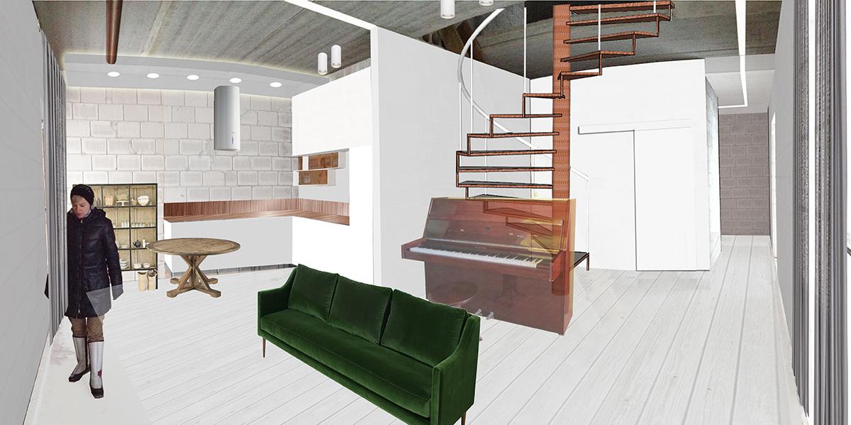 virtuves-projekcija-balinta-bloku-siena-s-svetainei